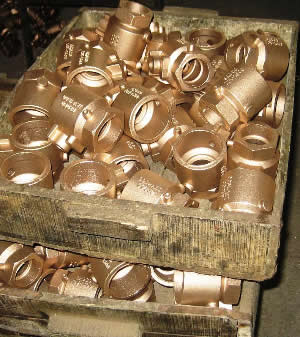 Bronze Sand Cast Valves