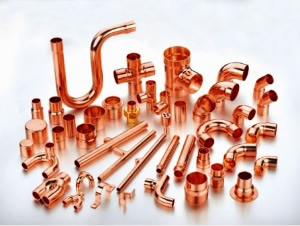 Copper Formed Fittings