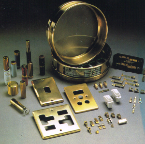 Brass Stamped Parts