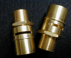 Bronze Coupling Cast