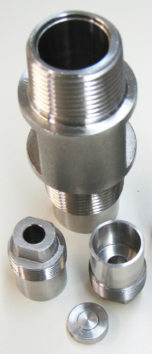 Gauge Parts Investment Castings
