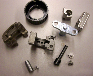Stainless Steel Nickel Alloy Parts