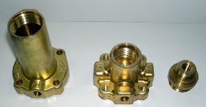 Valve Parts Machined from Forgings