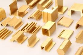 Various Brass Extrusions