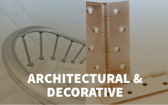ARCHITECTURAL AND DECORATIVE